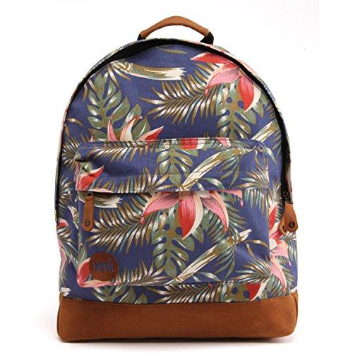 Da uomo MiPac Palm motivo floreale blu navy