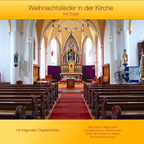 Weihnachtslieder in der Kirche mit Orgel (Christmassongs Organ)
