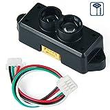 MakerHawk Lidar Laser-Entfernungsmesser-Modul Einpunkt-Mikro-Entfernungsmodul Pixhawk Kompatibel mit Kabel
