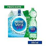NESTLÉ VERA In BOSCO, Acqua Minerale Oligominerale Frizzante 1,5L x 6