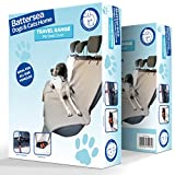 Dog Seat Cover for Pets and Kids and Protects Your Rear Seats from Dirt, Hair and Spills - Car Pet Seat Cover for Dogs, Cats and other Pets - Number One Best selling Product! (Battersea Home)