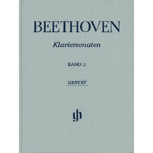 BEETHOVEN: PIANO SONATAS   VOLUME II   PARTITURAS