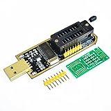 #5: XCLUMA USB Programmer CH341A Series Burner Chip 24 EEPROM BIOS Writer 25 SPI Flash Board