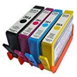 4 x Global Toners remplacement pour H...