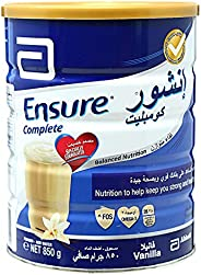 Ensure Complete Powder, 850g