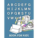 Book for kids: My first big car activity book for kids ages 4-8 |(A-Z ) Handwriting & Number Tracing & The maze game & Coloring page (Book2)