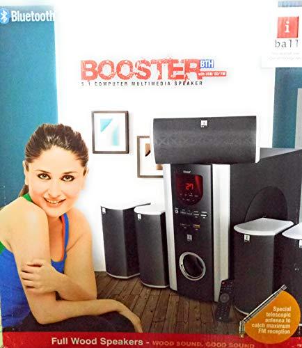 iBall Booster 5.1 Multimedia Speakers