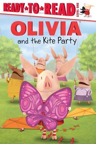 OLIVIA and the Kite Party (Olivia TV Tie-in) (2012-05-01)