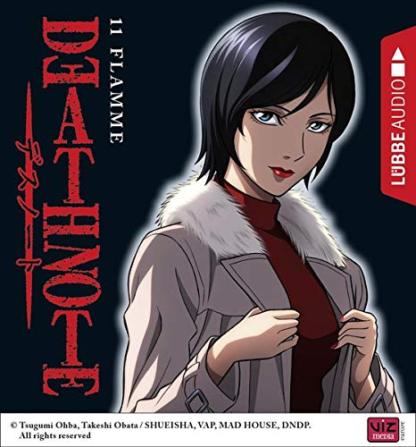 Death Note - Folge 11: Flamme.