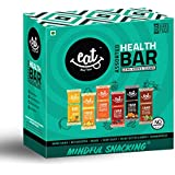 EAT Anytime Snack Bars and Breakfast Granola Bars Variety Pack,232 g (6 Exotic Flavors)