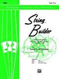 String Builder 1 (viola) --- Alto - Applebaum, Samuel --- Alfred Publishing