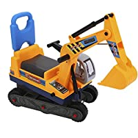 Specifica: Tipo: Kids Digger Toy Materiale: plastica Colore: come Picture Show Dimensione scavatrice: 55,5 * 45 cm / 21,8 * 17,7 pollici Dimensione del casco di sicurezza: 8.5 * 8 * 20 cm / 3.3 * 3.1 * 7.8 pollici Peso: 3600 g Il pacchetto in...
