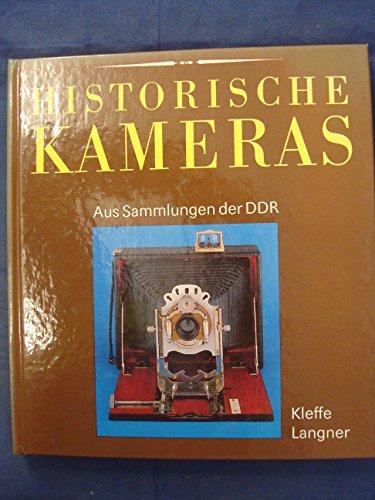 Historische Kameras. Aus Sammlungen der DDR