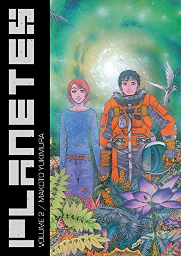 Planetes Omnibus Volume 2 par Makoto Yukimura
