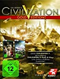 Sid Meier's Civilization V - Gold Edition [PC Steam Code]