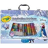 Crayola - Set de material escolar Frozen (233482)