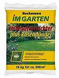 Beckmann Rasendünger mit Unkrautvernichter 15Kg
