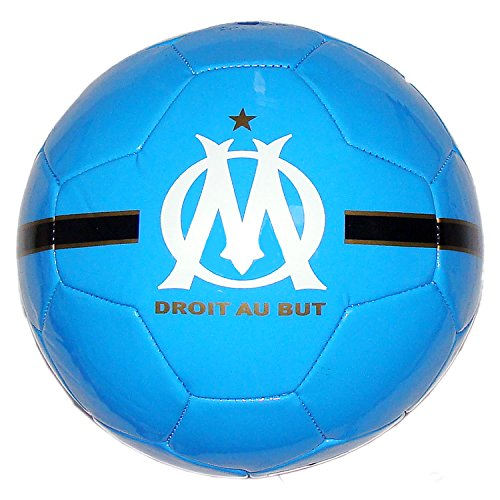 Souvenirs de France - Ballon de Football Olympique de Marseille Officiel - Bleu