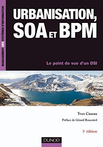 Urbanisation, SOA et BPM - 3e éd. : Le point de vue d'un DSI (Management des systèmes d'information)