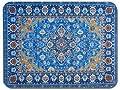 Persian Rug Design Print Mouse Mat. Vintage Carpet Print Quality Mouse Pad #1 - cheap UK light store.
