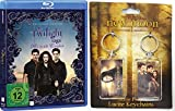 TWILIGHT SAGA - BISS IN ALLE EWIGKEIT Complete Collection incl. KEYCHAIN SET Limited BLU-RAY Box Sammler Edition mit Schlüsselanhänger