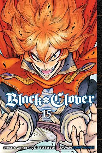 Black Clover, Vol. 15 por Yuki Tabata