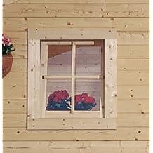 Karibu Fenster Für 28 Mm Natur Dreh  / Kippfenster
