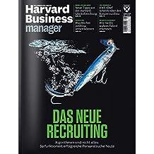 "Harvard Business Manager 8/2019 ""Das neue Recruiting"""