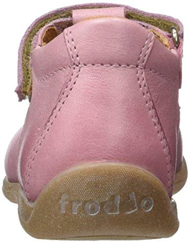FRODDO Froddo Ballerina Shoe G2140028, Ballerines fille Rose (Rosa)