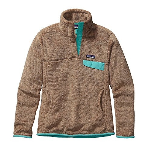 Patagonia Herren Fleecejacke Better Sweater Brown (Light Sesame-Bear Brown)