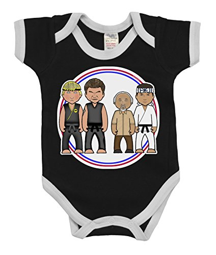 51DG1LxdTaL - Body con dibujos Karate Kid