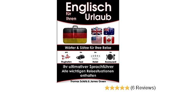 Englisch Für Ihren Urlaub 2 Ausgabe Wörter Und Sätze Für Ihre