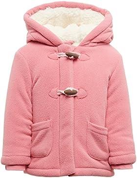 TOM TAILOR Baby-Mädchen Jacke Fleece Duffle Coat