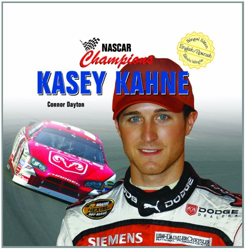 Kasey Kahne, Nascar (Kasey Kahne (Nascar Champions))