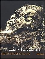 Les Mythes de Cthulhu de Alberto Breccia