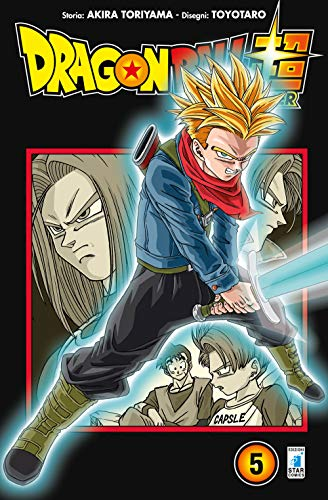 Dragon Ball Super. Ediz. variant: 5