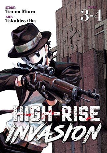 High-Rise Invasion Vol. 3-4 (High-Rise Invasion Omnibus) por Tsuina Miura