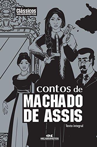 Contos de machado de assis (clássicos melhoramentos) (portuguese edition)