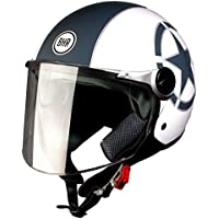 Cascos abiertos de moto | Amazon.es