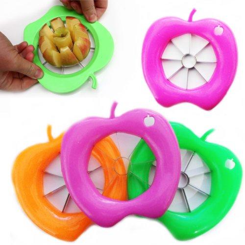 Elegance Apfelteiler Birnenteiler Obstzerteiler Kunststoff