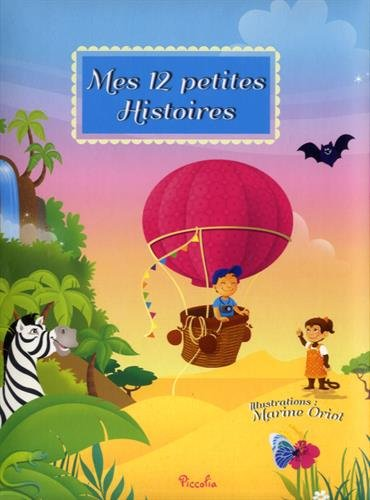 Mes 12 petites histoires, Tome 3 :