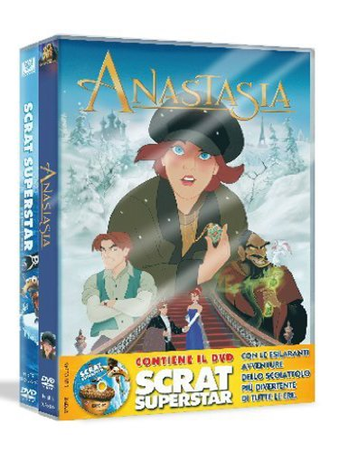 Anastasia + Scrat Superstar [2 DVDs] [IT Import]