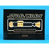 Obiwan Kenobi mini lightsaber CLLECTORS SOCIETY EXCLUSIVE Gold version (japan import)