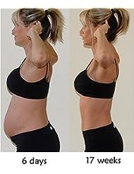 Fat Burner Ceinture en néoprène Calories de combustion plus rapide aide perte de poids et de graisse