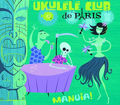 Manuia - Le Paris Club