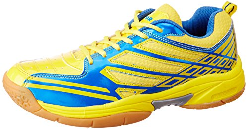 Vector X CS-2005 Tennis Shoes, UK 5 (Yellow)