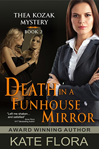 death-in-a-funhouse-mirror-the-thea-kozak-mystery-series-book-2-english-edition