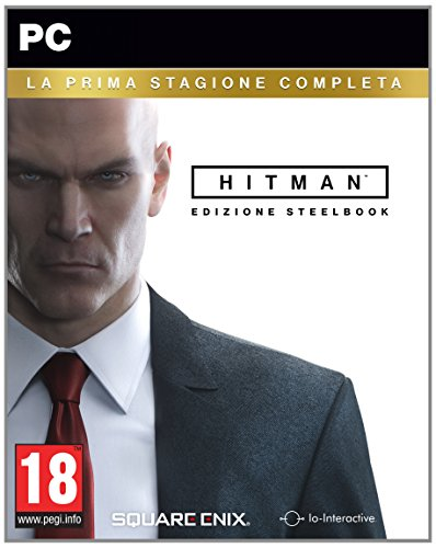 Hitman La Prima Stagione - Day-One Steelbook Edition [Importación Italiana]