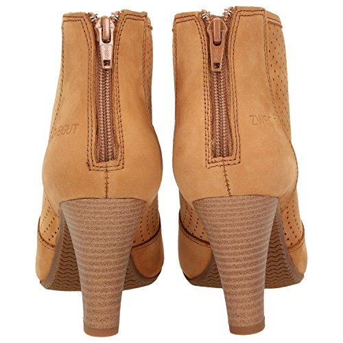 ZWEIGUT  Komood #310, Bottes classiques femme Camel