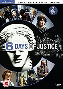 Six Days of Justice - The Complete Series 2 [DVD]